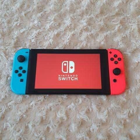 Imagen Nintendo Swicht