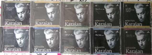 Imagen 10 CD Selección Karajan