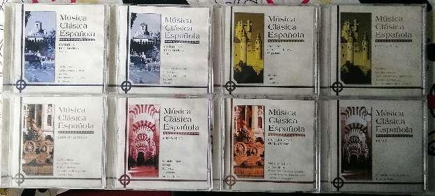 Imagen producto 8 CD Música clásica Española  1