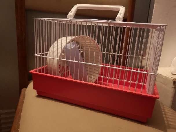 Imagen Jaula para hamster