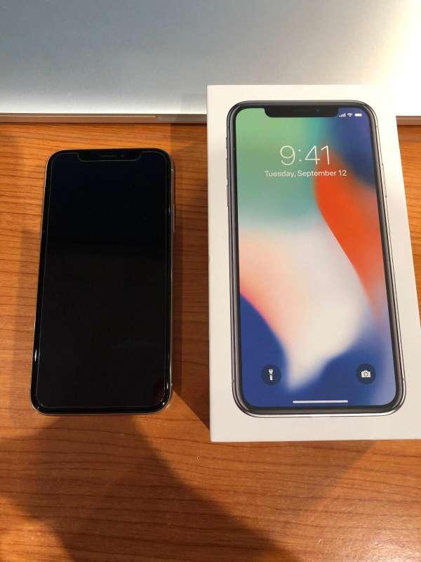 Imagen Vendo iPhone X
