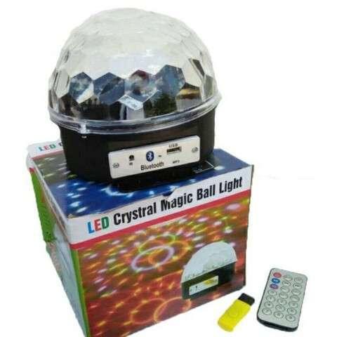 Imagen Bola de luces con Bluetooth