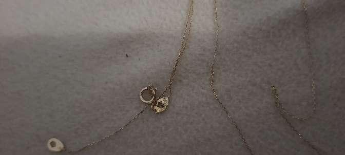 Imagen producto Cadena oro con nombre  2
