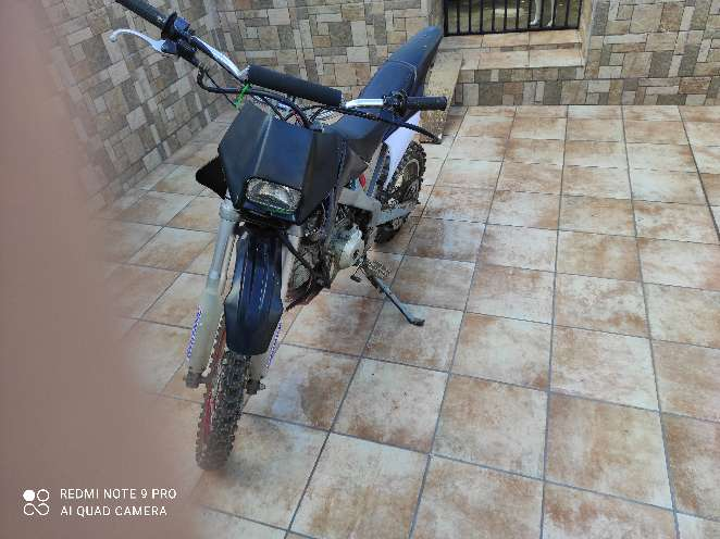 Imagen pit bike 125