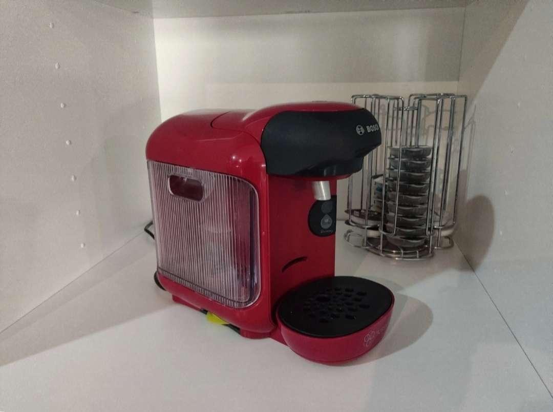 Imagen producto Cafetera Bosch Tassimo 4