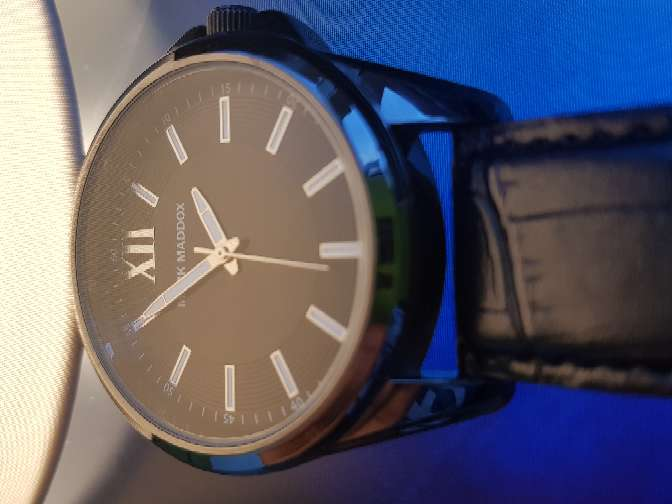 Imagen Reloj Mark Maddox hombre piel