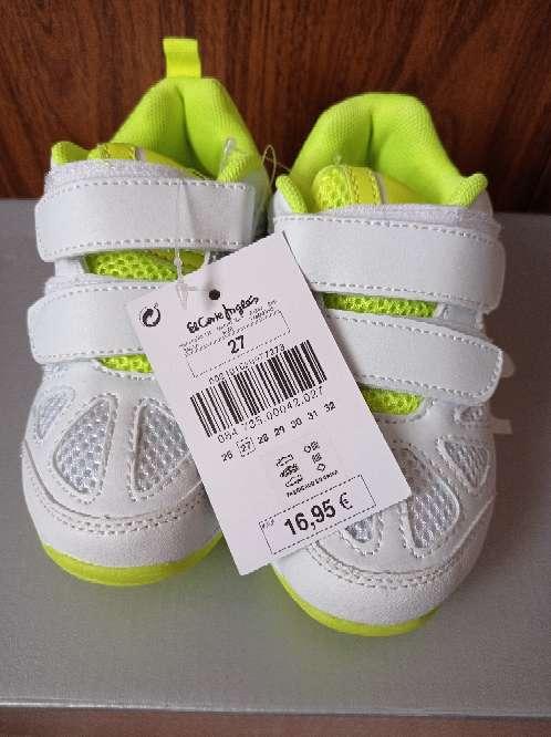 Imagen zapatillas niños