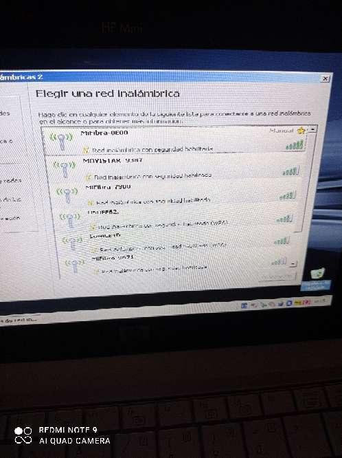 Imagen producto Vendo ordenador portátil netbook hp 7