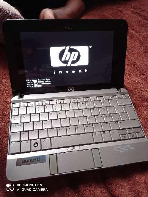 Imagen producto Vendo ordenador portátil netbook hp 2