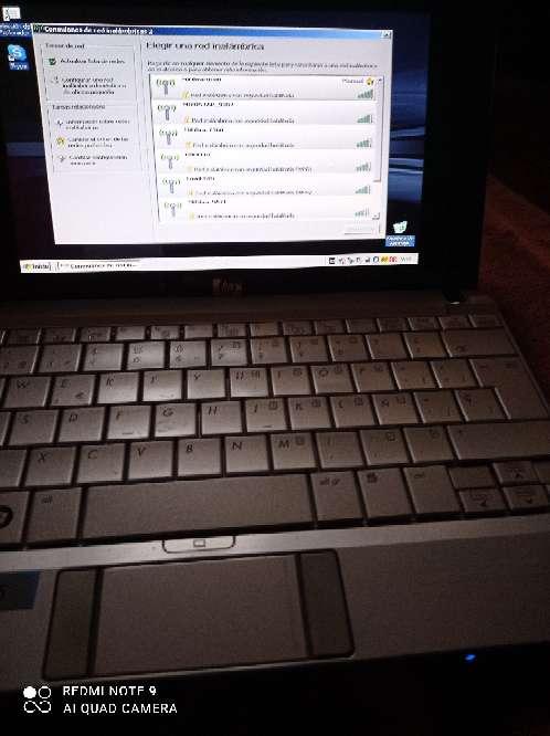 Imagen producto Vendo ordenador portátil netbook hp 4