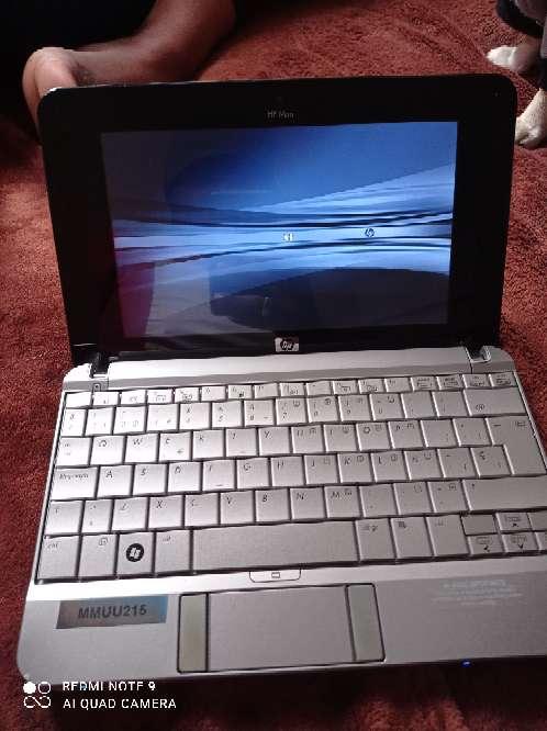 Imagen producto Vendo ordenador portátil netbook hp 6