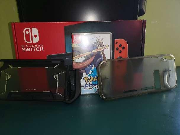 Imagen Nintendo swicht edición:2020