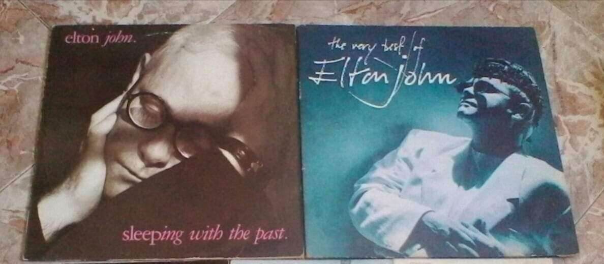 Imagen Discos vinilos ELTON JOHN