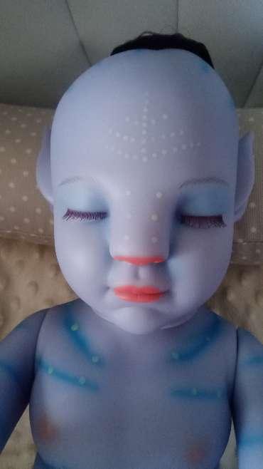 Imagen producto Bebé avatar brillan en la oscuridad 7