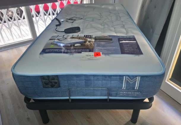 Imagen Oferta cama eletrica articulada mas colchon