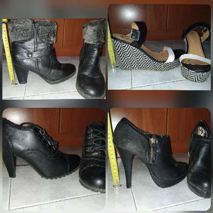 Imagen botas y botines