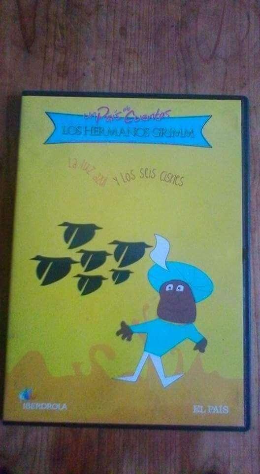 Imagen 4 Películas DVD de dibujos animados