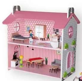 Imagen Casa de muñecas Lidl de nueva