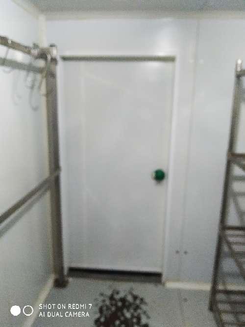 Imagen cámara frigorífica industrial paneles