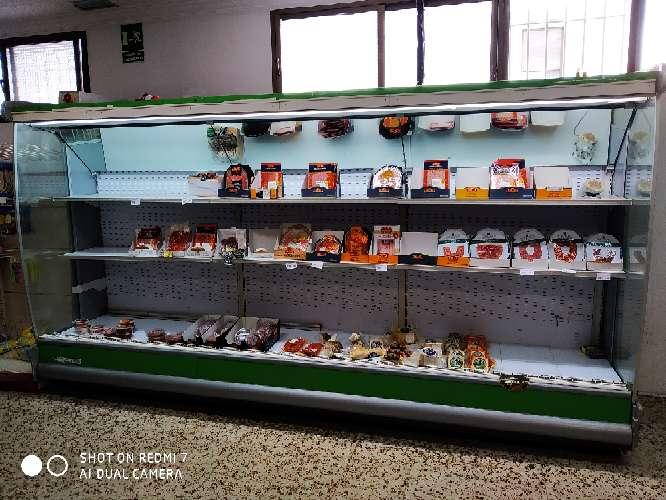 Imagen armario refrigerado supermercado
