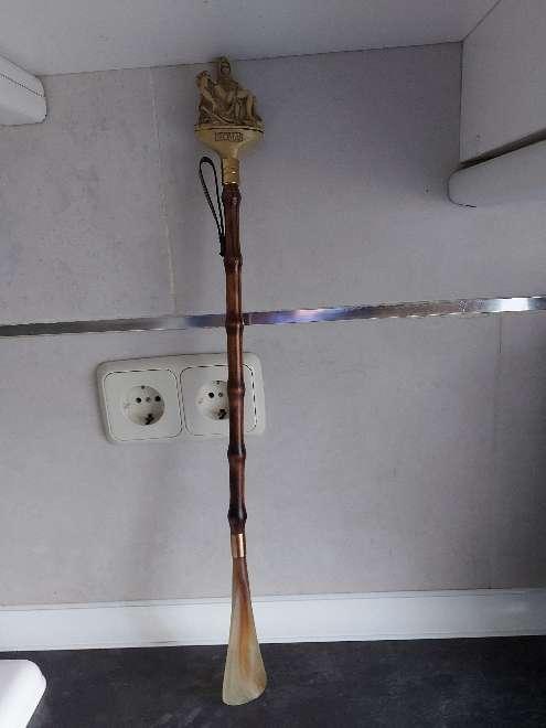 Imagen calzador antiguo escorial