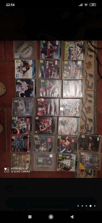 Imagen producto PSP 3 500 GB + 24 juegos 2