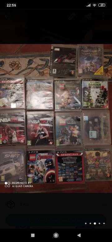 Imagen producto PSP 3 500 GB + 24 juegos 5