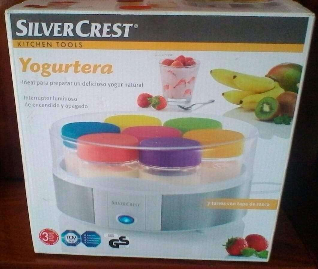Imagen Yogurtera