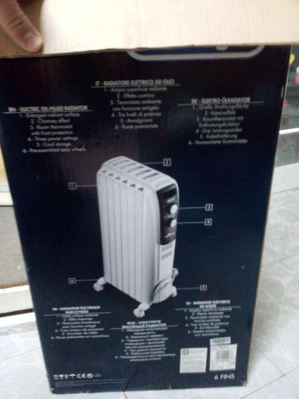 Imagen producto Estufa Eléctrica 5