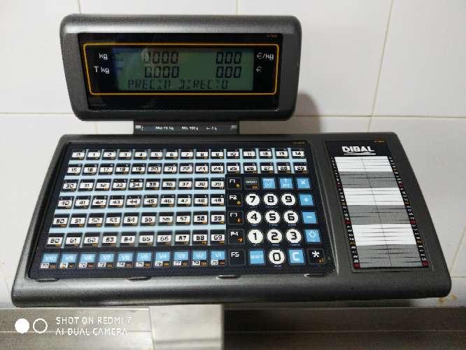 Imagen producto Balanza peso supermercado  3