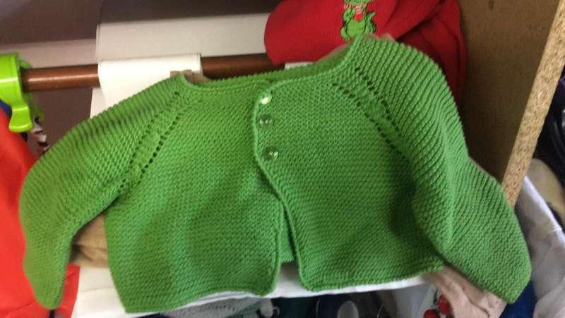 Imagen ropa y calzado de bebe