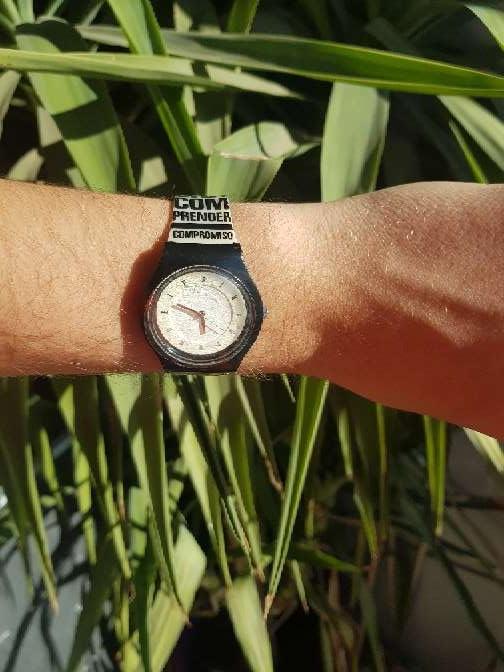 Imagen Reloj 2007 El Pais. unisex NUEVO