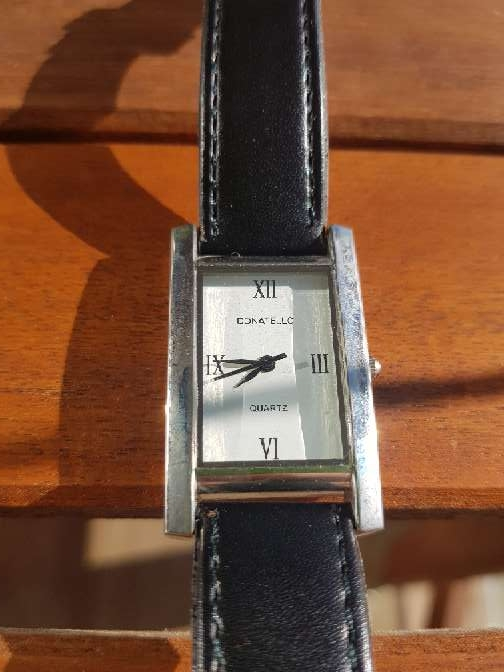 Imagen producto Reloj Donatello Unisex antiguo . NUEVO 5