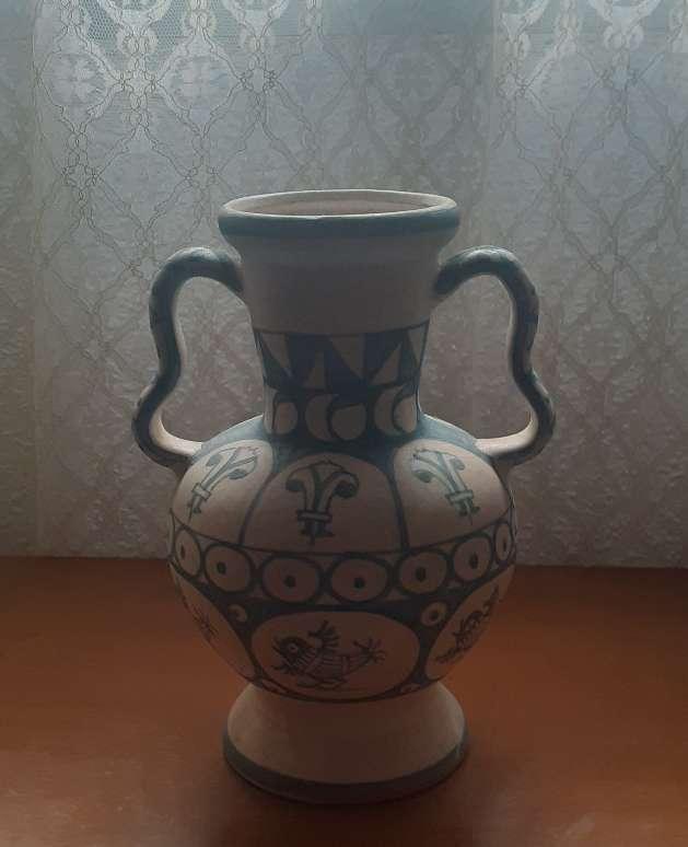Imagen jarrón  de cerámica