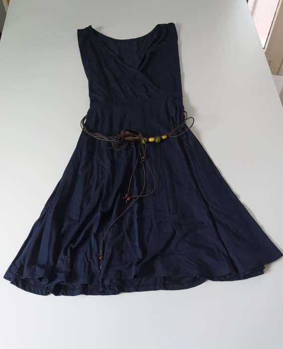 Imagen Vestido + cinturón