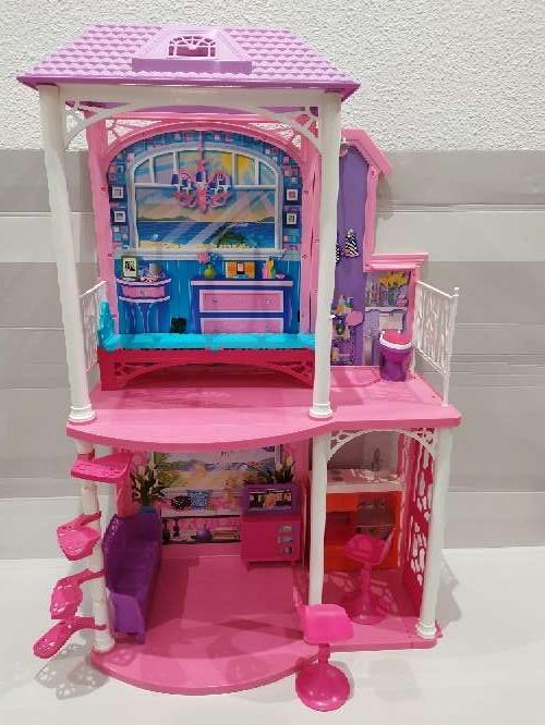 Imagen Casa Barbie