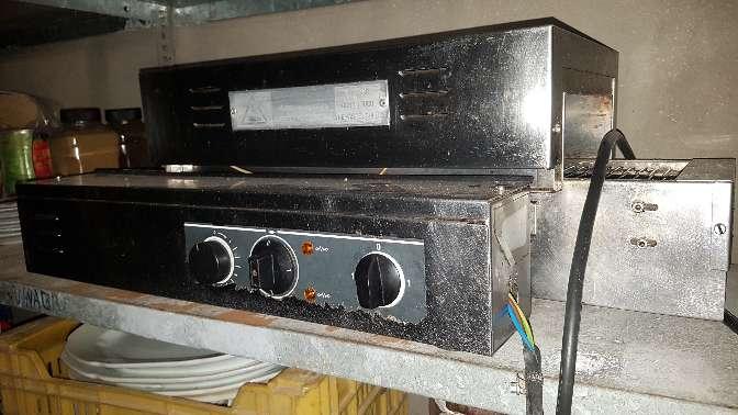 Imagen tostadora de pan industrial