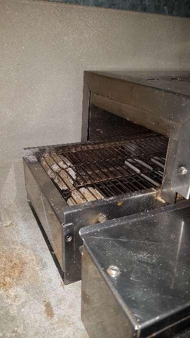 Imagen producto Tostadora de pan industrial  2