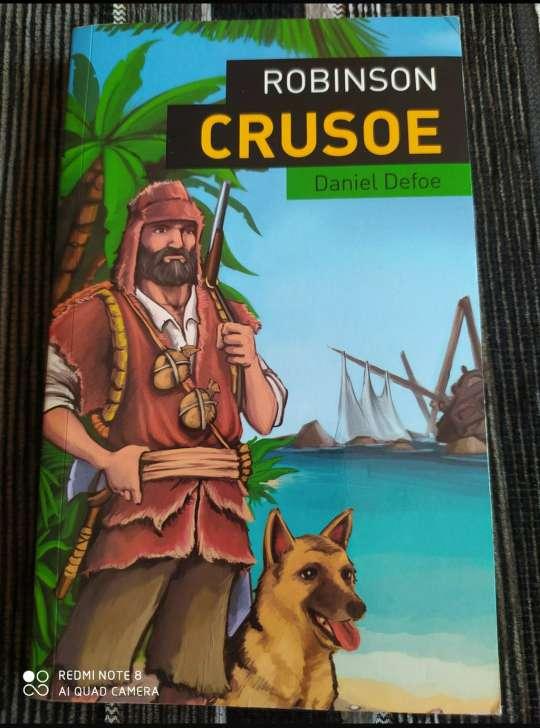 Imagen Robinson Crusoe