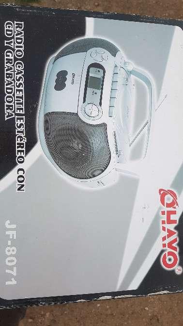Imagen radio y cd
