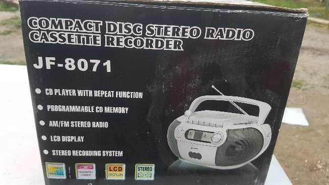 Imagen producto Radio y cd  2