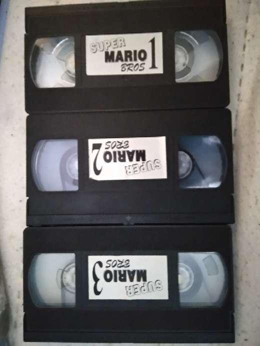 Imagen producto Vhs películas retro 3