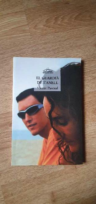 Imagen Libro valencià  ElGuardià de L'anell
