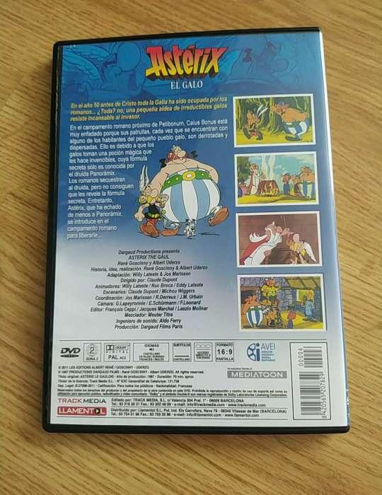 Imagen producto Astérix 6 DVD 2