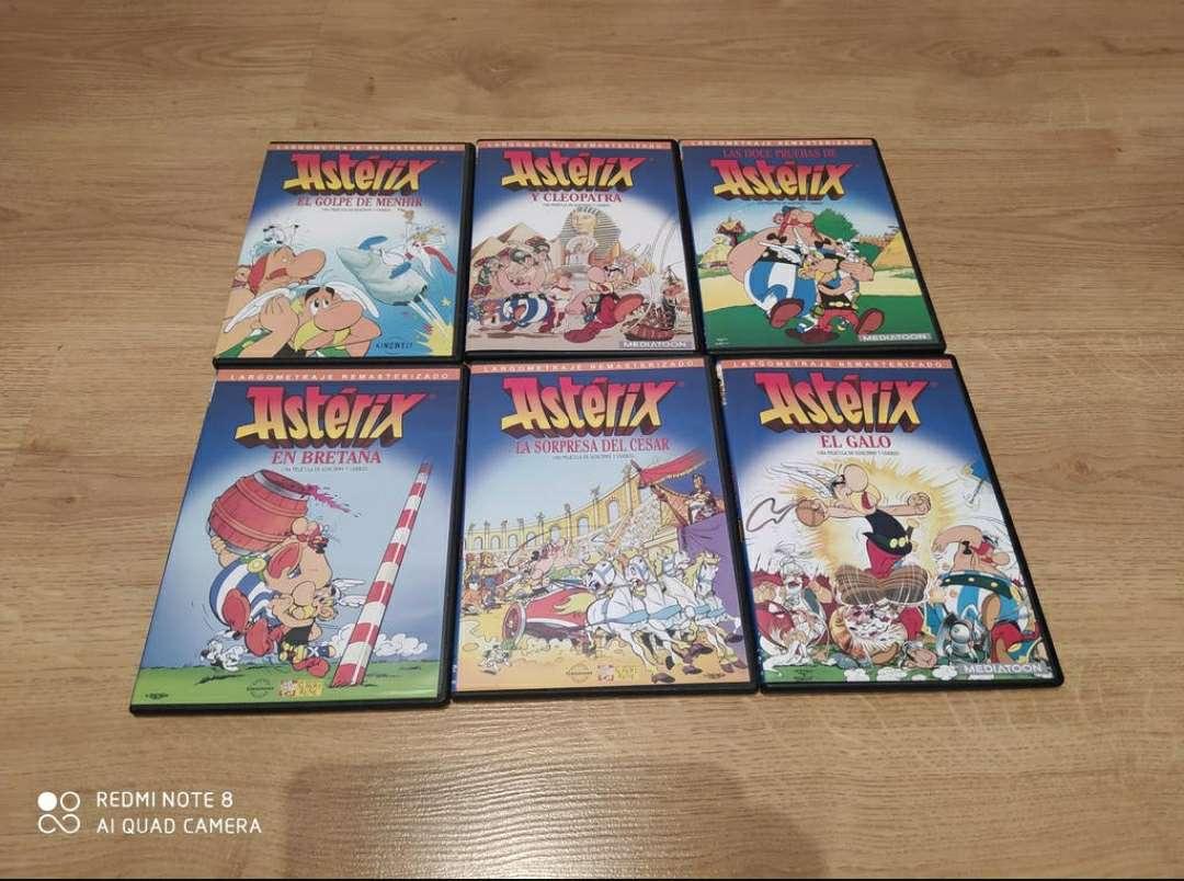 Imagen Astérix 6 DVD