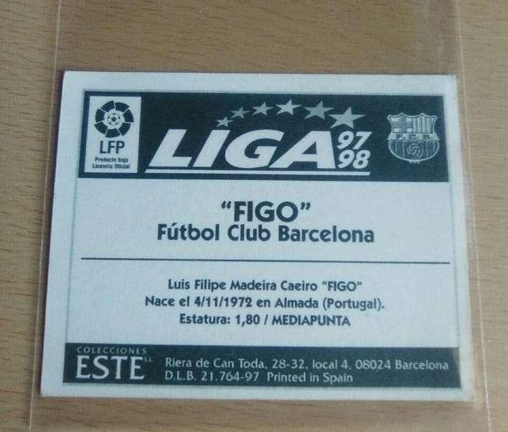 Imagen producto Figo cromo / card  2