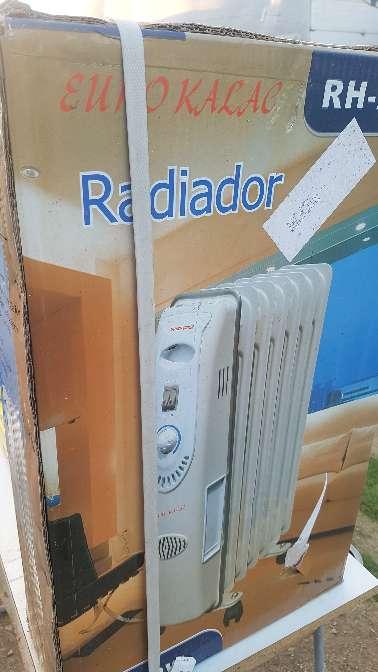 Imagen Calefactor caliente