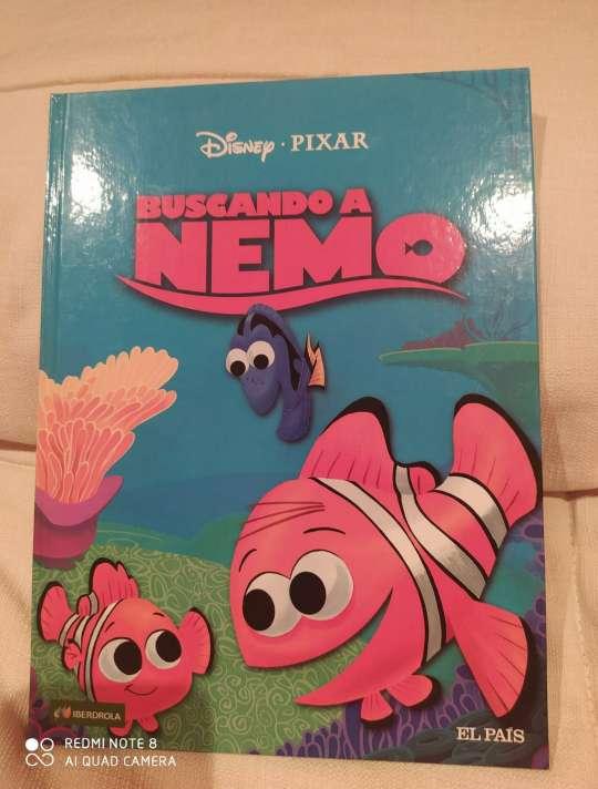 Imagen Cómic buscando a Nemo