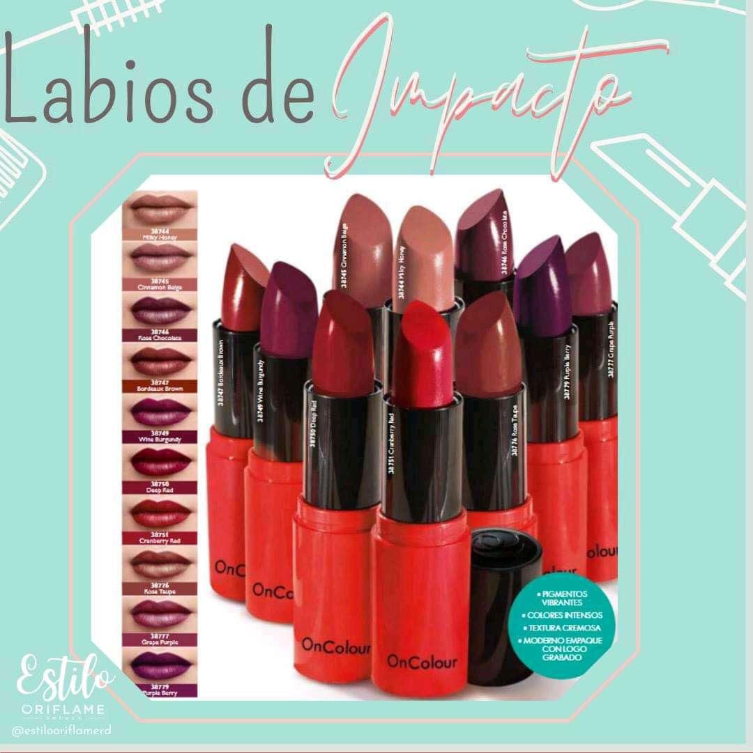 Imagen 2 barras de labios cremosas por 7€