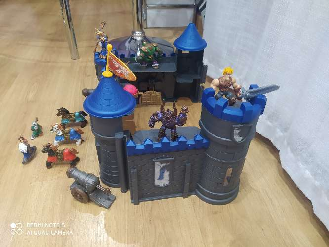 Imagen producto Castillo Medieval 4